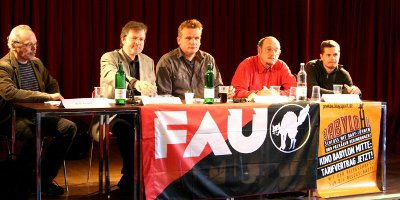 """Podiumsdiskussion """"Neue Formen von Arbeit und kollektiver Organisierung"""" am 30. Januar in Berlin"""
