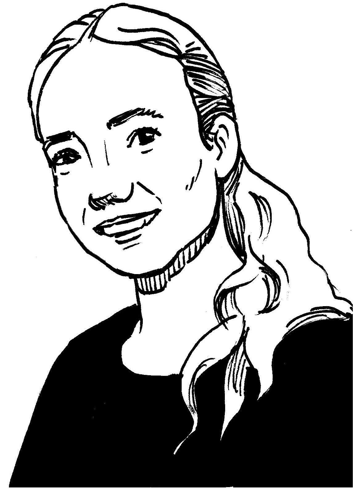 Ein Kommentar von Hanna Poddig (gezeichnet von Findus)