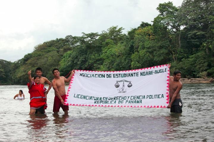 In Panama stehen die Rechte der Indigenen auf der Abschussliste der Regierung