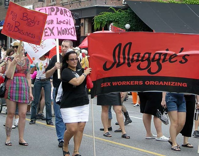 Maggie´s – Sex Workers Organizing