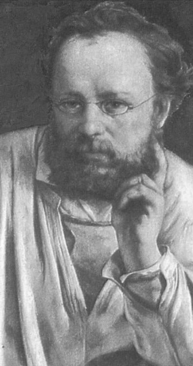 Pierre Joseph Proudhon (Quelle: glasgowanarchist.wordpress.com)