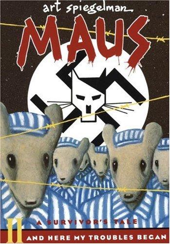 """Art Spiegelmanns """"Maus"""" war eine Zäsur sowohl für das politische Comic, als auch die Holocaust-Didaktik"""