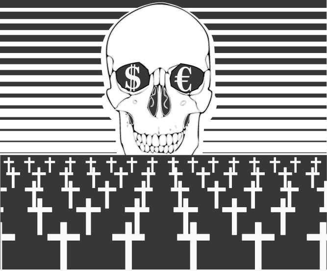 Kapitalismus tötet
