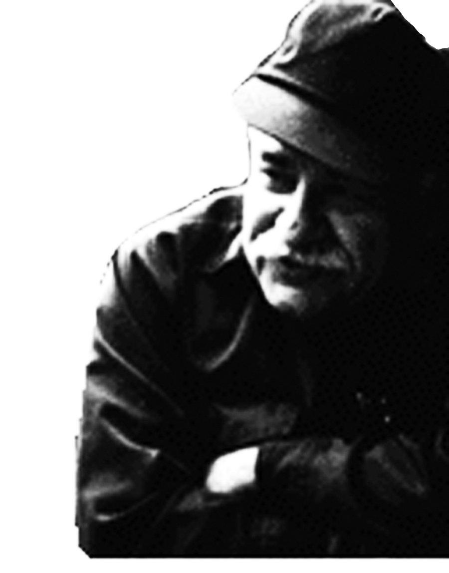 Vom Stalinisten zum Anarcho? Schriften des amerikanischen Anarchisten Murray Bookchin fanden den Weg durch die Knastzensur und sollen großen Eindruck auf den PKK-Führer gemacht haben.