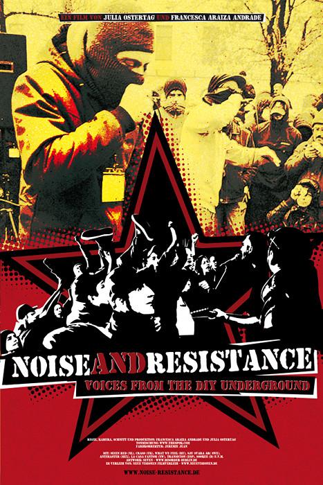 "Filmplakat ""Noise & Resistance"""