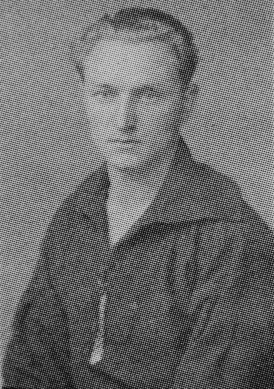 Fritz Scherer als junger Mann (Quelle: Wanderverein Bakuninhütte e. V.)