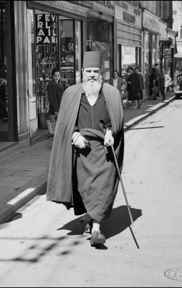 Protagonist der algerischen Unabhängigkeitsbewegung und revolutionärer Syndikalist: Messali Hadj