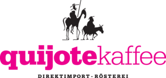 "Logo des ""Quijote Kaffee"" Kollektivs"