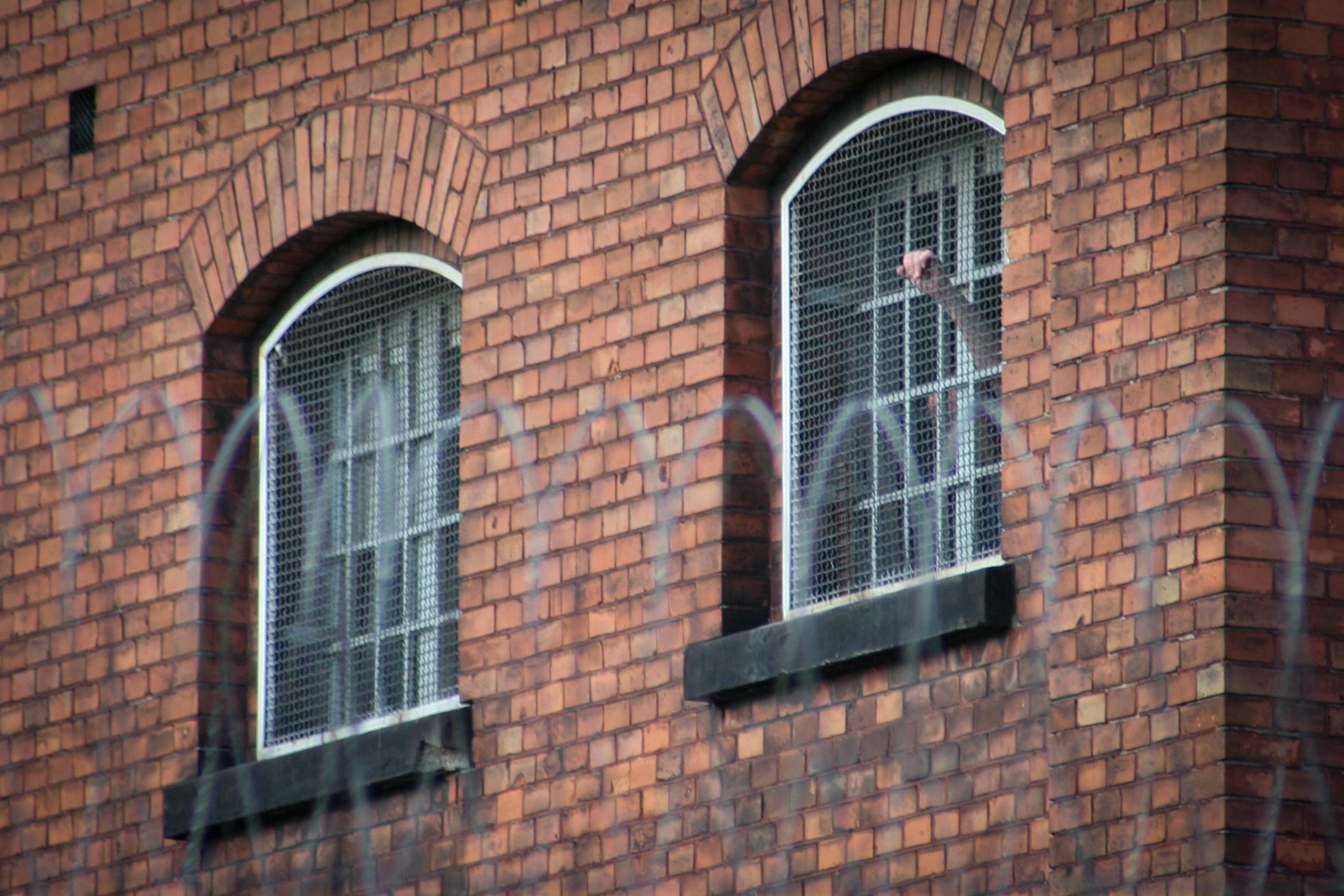 Viele verlieren in der Untersuchungshaft ihren Job. JVA Moabit in Berlin (Foto: Björn Kietzmann)