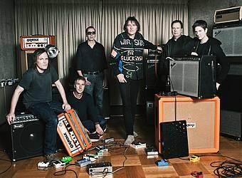 Die Band Fehlfarben (Bild: Tapete Records)
