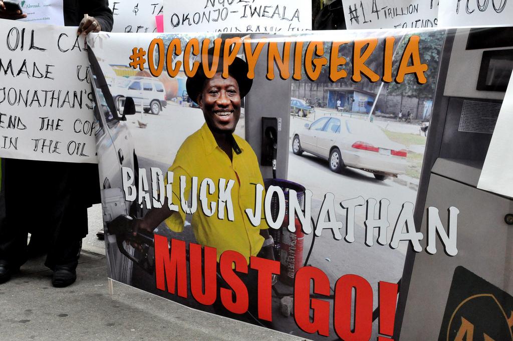 Goodluck Ebele Jonathan ist seit 2010 Nigerias Staatspräsident. (Quelle: CC-BY-SA Sunset Parkerpix)