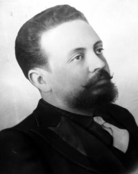 Bernardino Verro: populärer Bauernführer und erster sozialistischer Bürgermeister von Corleone - im November 1915 von der Mafia ermordet. (Quelle: Wikipedia / public domain)