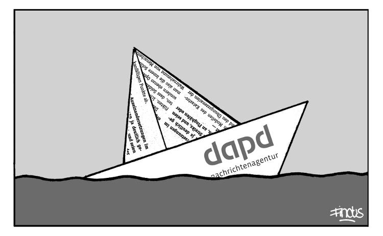 DAPD -Ein sinkendes Schiff? (Urheber: FIndus)