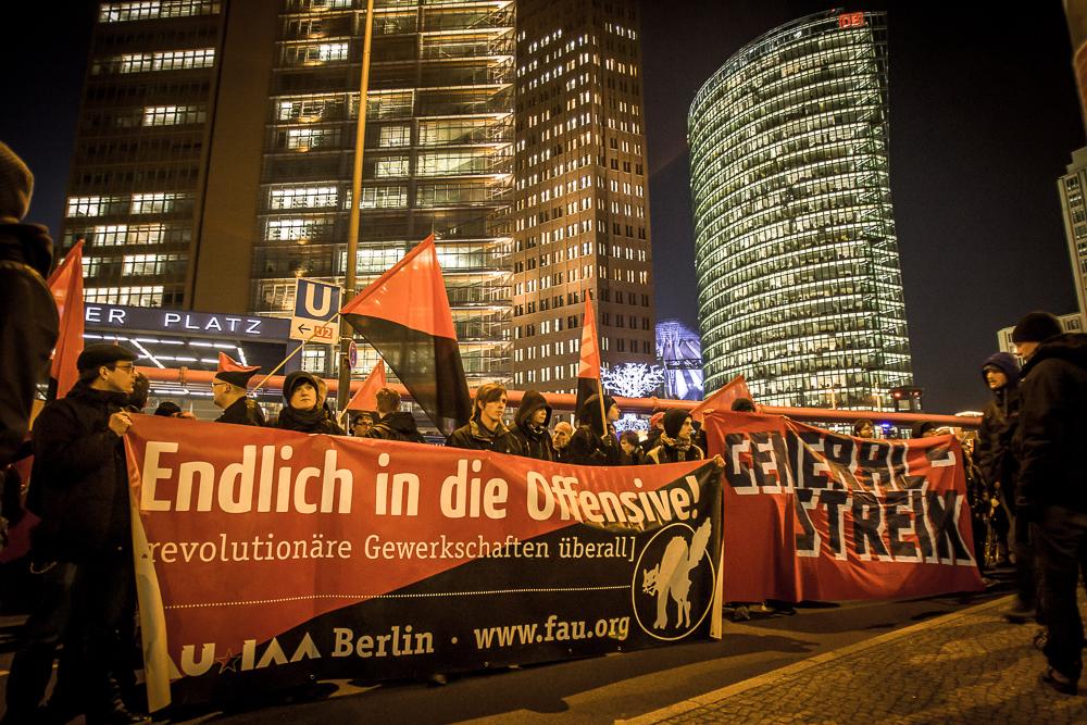 N14 in Berlin (Urheber: Dennis Reese)