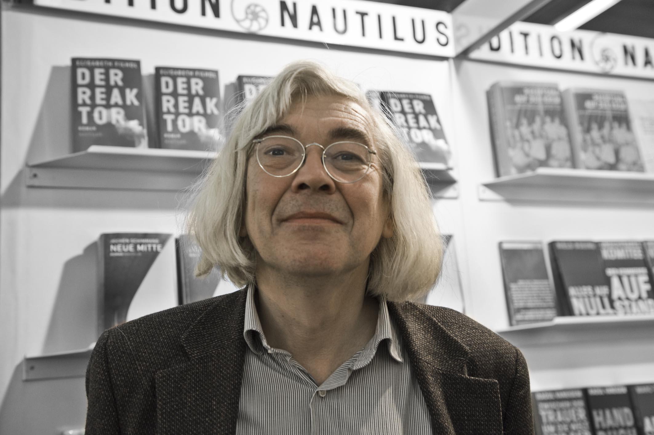 Porträt Lutz Schulenburg (Urheber: Ute Schendel)