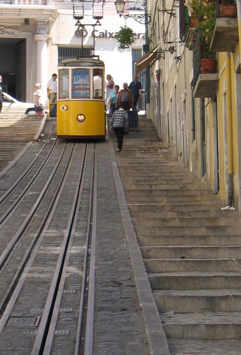 Talfahrt für Portugals Regierung (Quelle: Vera Drake)