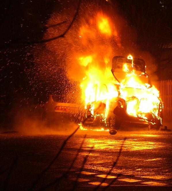 In Schwedens Vorstädten brennt die Luft (Quelle: Kassandra)