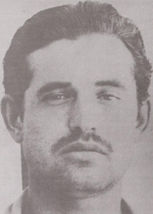 Manuel Sabaté - die letzte Aufnahme vor seiner Ermordung