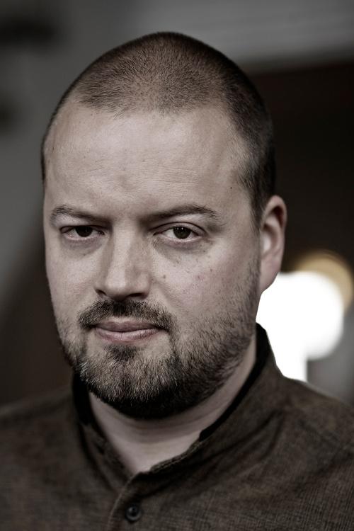 Autor und Zeichner Ville Tietäväinen