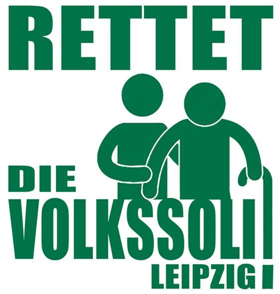 """""""Rettet die Volkssolidarität!"""" - Motto zum Leipziger Bündnis"""