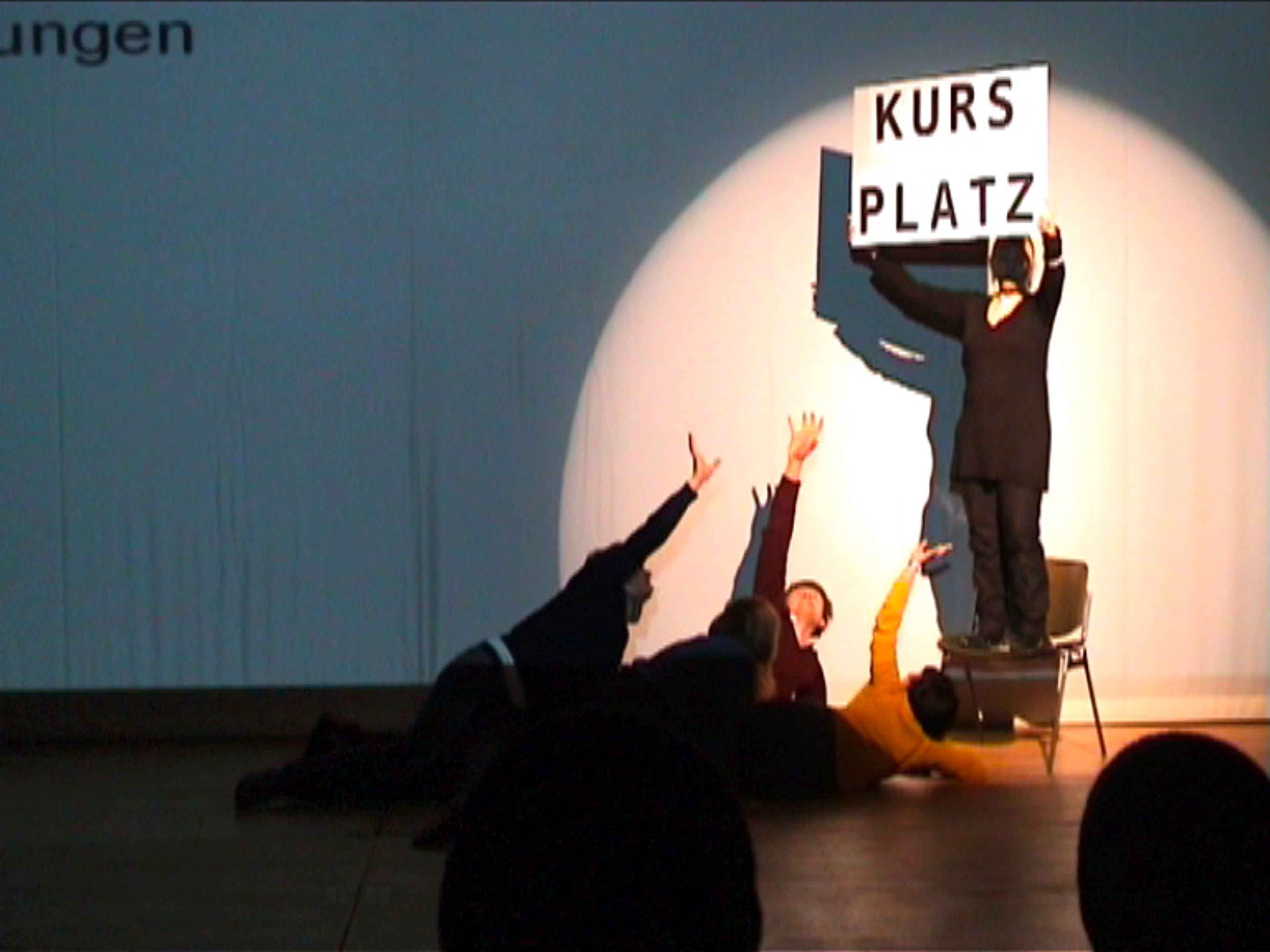 HochschuldiktatUR: Politik auf den Brettern, die die Welt bedeuten, Foto: ueTheater