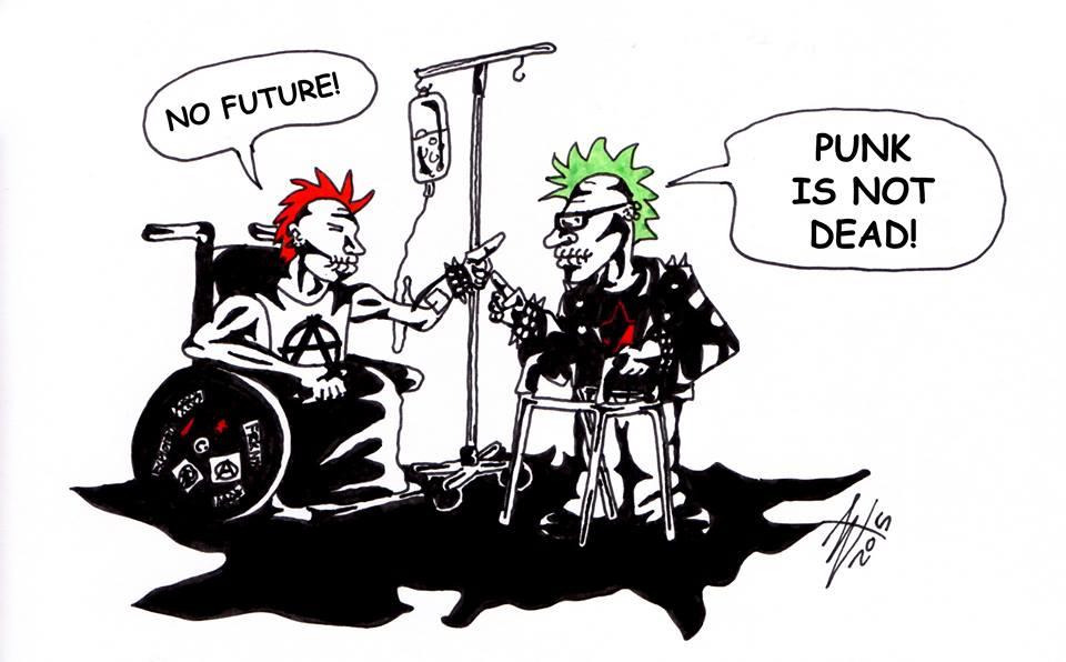 Bild: Schwarz Rote Ungedanken