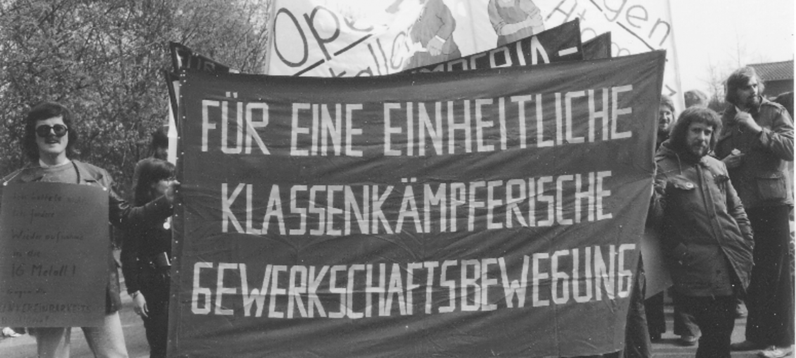 Ein Film über eine Gruppe linker Gewerkschafter bei Opel