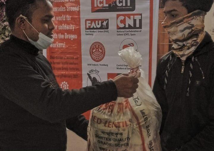Solidarisch mit Textilarbeiter:innen in Dhaka